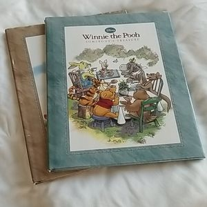Bundle of Two Winnie the Pooh Books